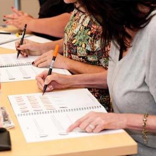 Brush Calligraphy Workshop