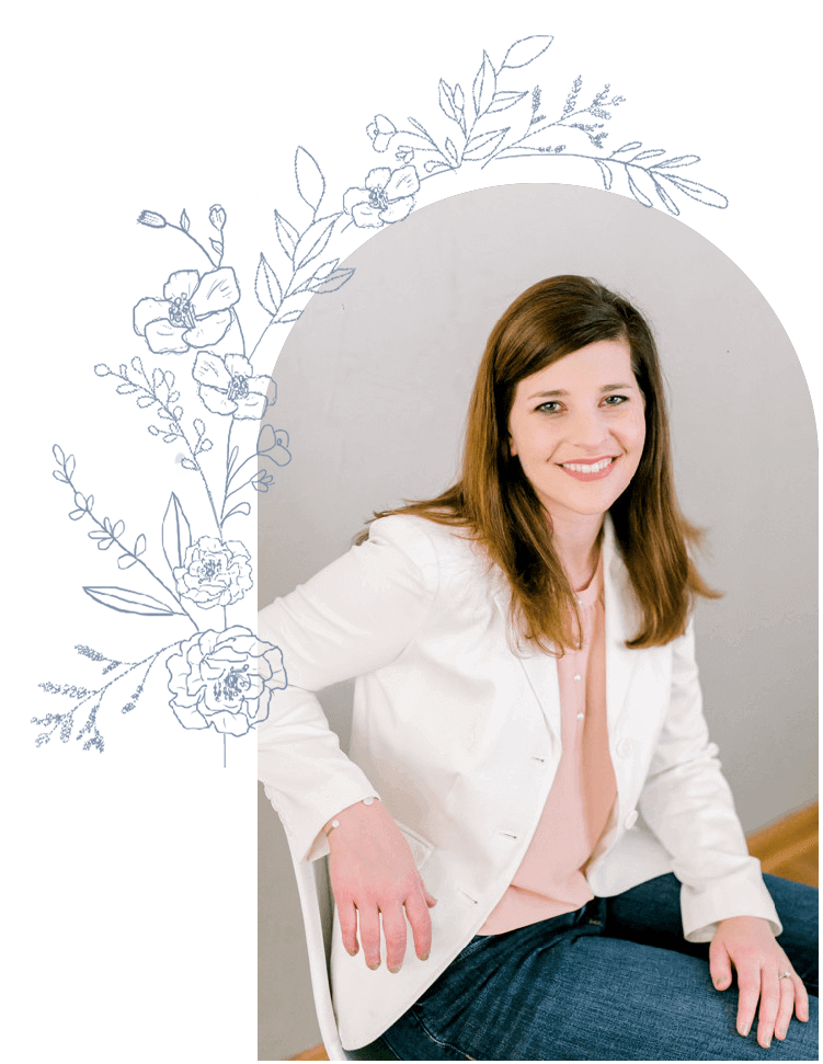 Jill Simmons - Owner of The Letter Box. Custom wedding invitations for Oklahoma brides and beyond. Full Service Calligraphy and wedding day of items